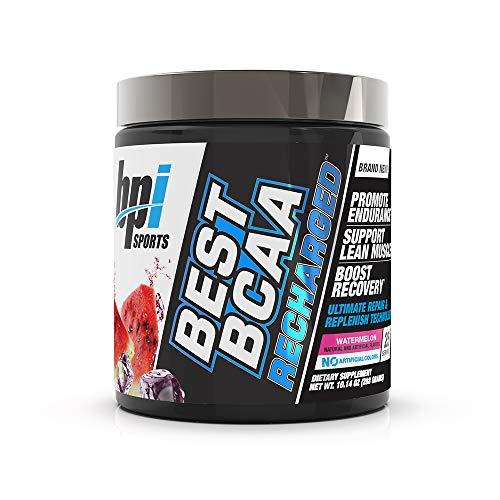 BPI Sports Best Bcaa Recharged – Endurance, Muscle, Recovery –...