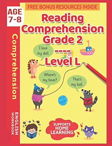 Reading Comprehension Grade 2 Scholastic: Level L   Reading Comprehension Grade 2-3, Reading Comprehension Grade 2, Nonfiction Reading Comprehension ... with Reading Comprehension Grade 2, Band 3)