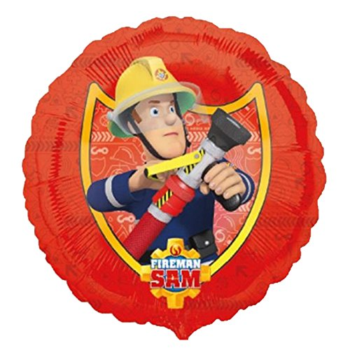 amscan 3013301 - Folienballon Feuerwehrmann Sam, Spiel