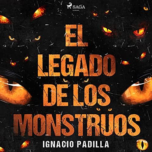 El legado de los monstruos cover art