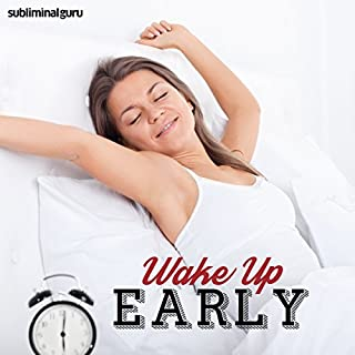 Wake Up Early audiobook cover art