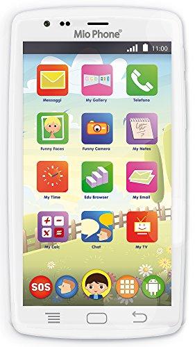 Lisciani Giochi 55678 - Mio Phone Evolution HD 5  Special Edition