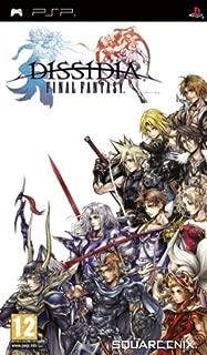 Square Enix Usa Inc Dissidia Final Fantasy Rpg Vg Sony Psp Platform All-New Battle System