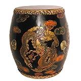 Antique Drum / Tibetan / Dragon Drum