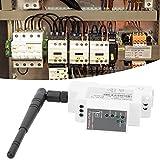 Enrutador ferroviario RS485 a 4G, 5 modos 13 Frecuencia 5 Modo 13 Enrutador de frecuencia para el hogar para redes cableadas 4g a Rs485 para redes de dispositivos en serie