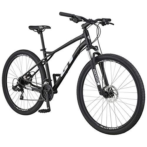 Fahrrad GT 20 Aggressor Sport 27,5 T-L Fahrrad, Erwachsene, Unisex, Schwarz (schwarz)