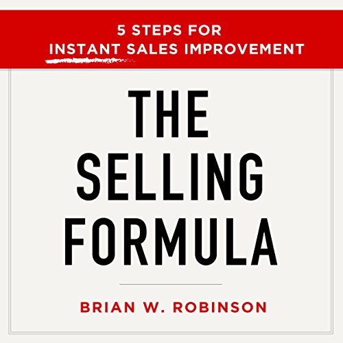 The Selling Formula audiobook cover art