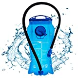 Hydration Bladder 3 Liter, UBEGOOD Leak Proof Water Reservoir, Double Opening Water Bladder for...