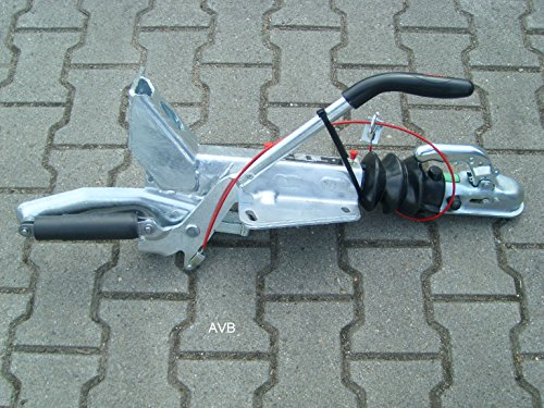 Knott - Auflaufbremse KF20-A mit Stützradkonsole, 011001001