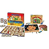 Ravensburger Familienspiel 26446 - Das verrückte Labyrinth - Kinder- und Gesellschaftsspiel, für Kinder und Erwachsene, 2-4 Spieler, ab 7 Jahren & 26423 - Die Maulwurf Company