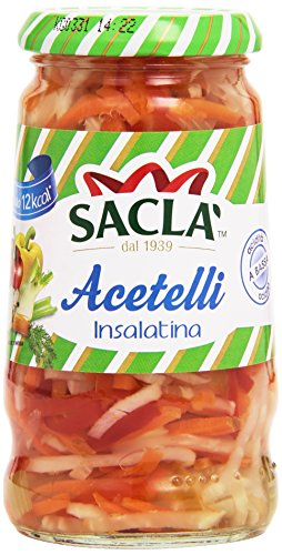 Saclà Acetelli Insalatina - 290 gr
