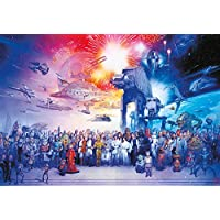 Buffalo Games Star Wars You were The Chosen One 2000-Piece Jigsaw Puzzle