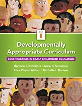 Developmentally Appropriate Curriculum: Best Practices in Early Childhood Education with Enhanced Pearson eText -- Access Card Package (6th Edition)