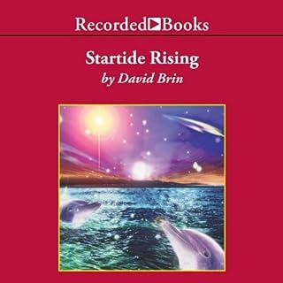 Startide Rising audiobook cover art