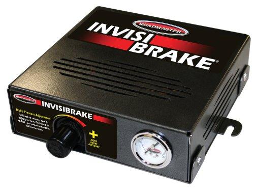 Roadmaster 8700 Invisibrake Hidden Power Braking System, Black