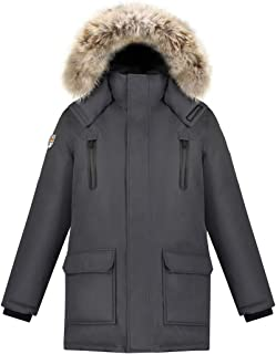 Triple F.A.T. Goose Aisen Collection   Stratus Waterproof Mens Down Jacket