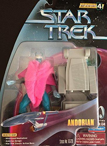 Star Trek Starfleet Academy Actionfigur: Commander Andorian