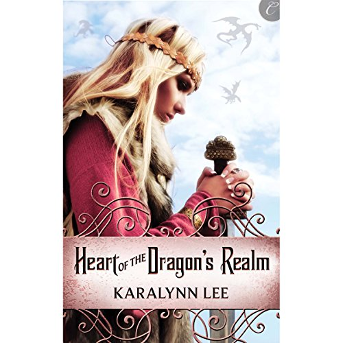 Heart of the Dragon's Realm audiobook cover art