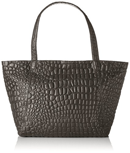 Liebeskind Berlin Soho Croco Shopper, Grau