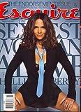 Esquire Magazine (November, 2008) Halle Berry Cover