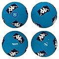 Ssc Napoli Italian Serie A Mens Balls, Azure-Blue-White, 05