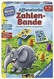 Ravensburger 24973 - Affenstarke Zahlen-Bande - Spielen und Lernen für Kinder, Spiel für Kinder von 6-10 Jahren, Spielend Neues Lernen für 1-6 Spieler