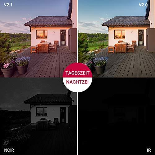LABISTS Offizielle Raspberry Pi V2.0, 8 MP 1080P Kamera-Modul für Raspberry Pi 1,2,3 und 4