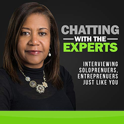 Chatting with The Experts with Paula Okonneh Podcast By Paula Okonneh   Coach Podcaster Digital Marketer cover art