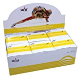 Nasara Kinesiología kinesiologische Tapes * amarillo * 5m x...