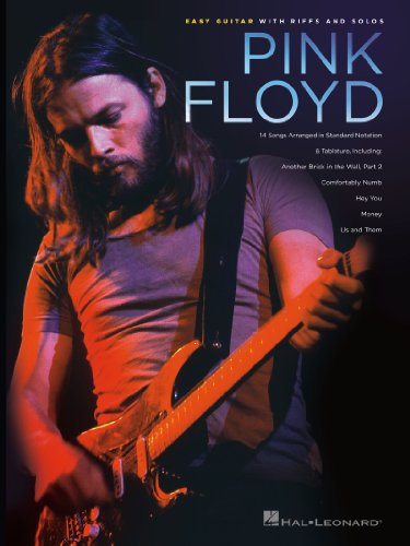 Pink Floyd Songbook: Easy Guitar with Riffs and Solos (English ...