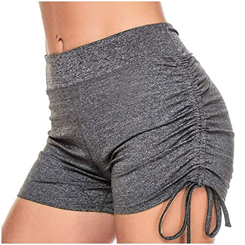 Damen Sexy Feste Leggings Kurze Hosen Mode Yoga Hosen, Damen Leggings, Classics Stretch Workout Fitness Jogginghose Eaylis