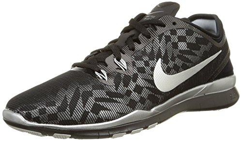 Nike Nike Sneaker schwarz/Silber EU 36.5