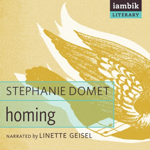 Homing audiobook cover art