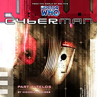 Cyberman - 1.4 Telos cover art