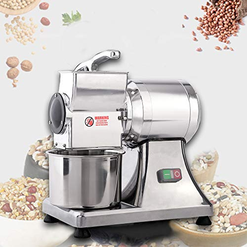 Zz Pro Commercial Electric Food Cheese Shredder Grater 0.75HP/550W...