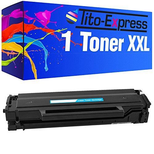 Tito-Express Platinum Serie 1 Cartucho de tóner XXL Compatible con Samsung MLT-D111S Xpress M2020 M2021 M2022 M2026 M2070 M2071 M2078 SL-M2000 SL-M2022 SL-M2026 W F FW FH HW ✅