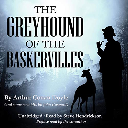 The Greyhound of the Baskervilles Titelbild