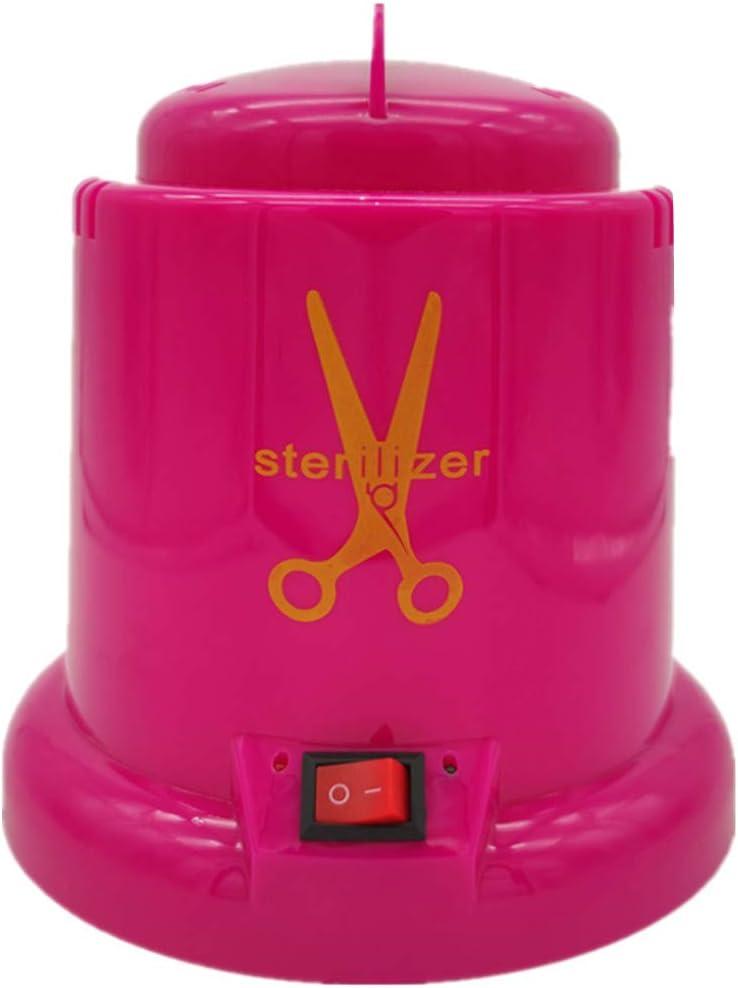 ROSA Esterilizador cuarzo Esterilizador de 100W con Bolas de Cuarzo Esterilizador de utensilios para manicura y pedicura