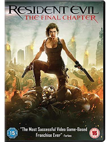 Resident Evil: The Final Chapter [DVD] [2017]