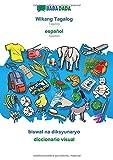 BABADADA, Wikang Tagalog - español, biswal na diksyunaryo - diccionario visual: Tagalog - Spanish, visual dictionary
