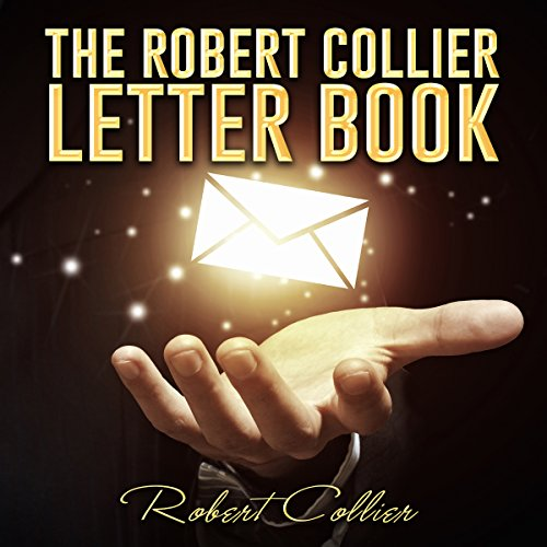 The Robert Collier Letter Book audiobook cover art