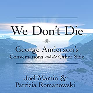 We Don't Die audiobook cover art