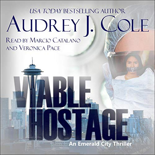 Viable Hostage audiobook cover art