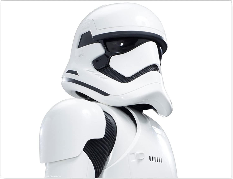 Disfruta de un 50% de descuento. FanWraps The Force Awakens Passenger Series First First First Order Stormtrooper Perforated Window Decal  caliente