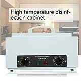1.5L alta temperatura esterilizador Gabinete, calor seco UV Esterilizador Dental...