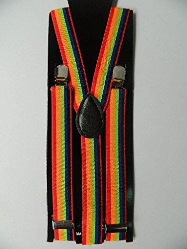 Sans Bretelles aux Couleurs du Rainbow Gay et Lesbienne