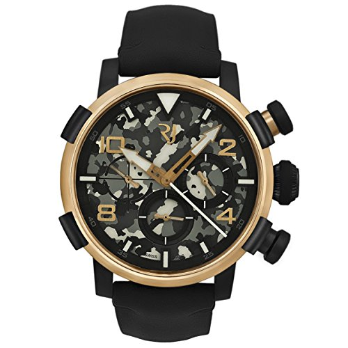 Romain Jerome Pinup DNA Gold Wwii Mila Barefoot cronografo automatico RJ.p....