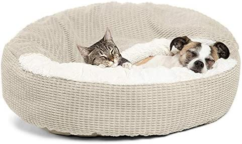 Best Friends by Sheri Cozy Cuddler Luxury CZC MSN OYS 2323 Orthopedic Dog and Cat Bed with Hooded product image