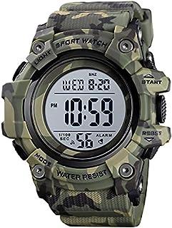 Skmei Sport Watch For Men Digital Rubber - 1552