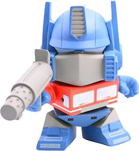 Transformers - Vinyl figurine sonore Optimus Prime 14 cm